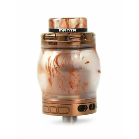 Manta Resin RTA - Coffee