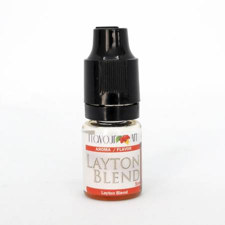 Layton Blend FlavourArt (Табак с фруктовыми нотками) - 5 мл.