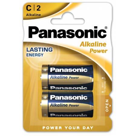 Panasonic LR14APB/2BP - блистер 2 шт.