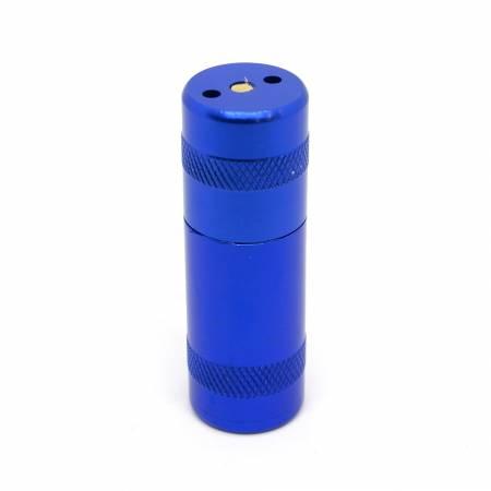 Tobacco box JU22 - Blue